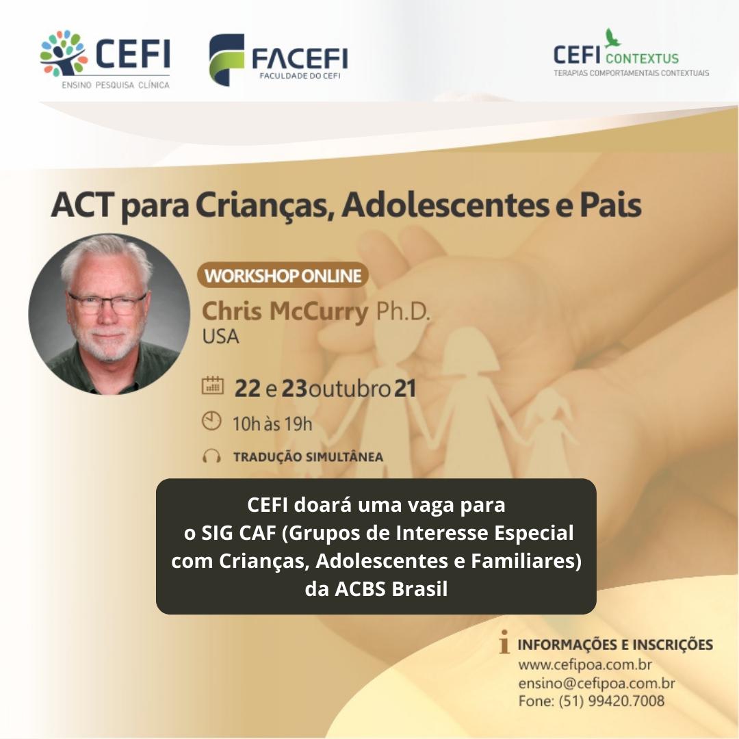 CEFI doará uma vaga á ACBS Brasil (3)