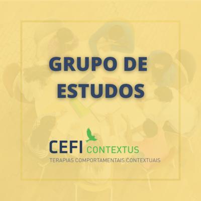 GRUPO DE ESTUDOS EM TERAPIA COMPORTAMENTAL-CONTEXTUAL ONLINE