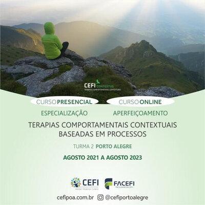 Curso de especialización: terapias conductuales contextuales basadas en procesos