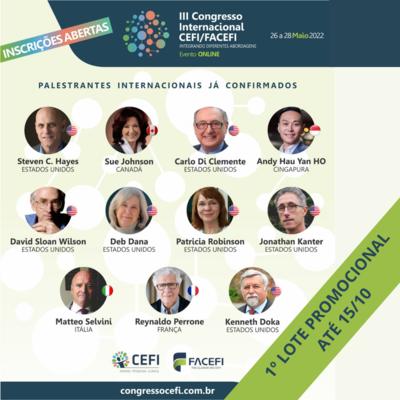 III Congreso Internacional CEFI / FACEFI