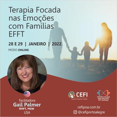 Terapia Focada nas Emoções com Famílias – EFFT