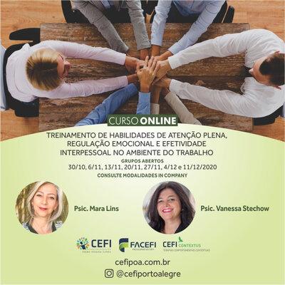 FORMACIÓN DE HABILIDADES DE ATENCIÓN PLENA, REGULACIÓN EMOCIONAL Y EFECTIVIDAD INTERPERSONAL EN EL ENTORNO LABORAL.
