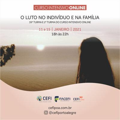 Duelo en el individuo y en la familia - Curso intensivo en línea