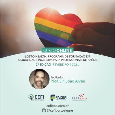 LGBTQ HEALTH: Programa de capacitación en sexualidad inclusiva para profesionales de la salud (CURSO EN LÍNEA)